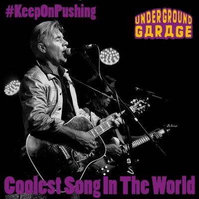 Glen Matlock / Underground Garage - Coolest Song In The World