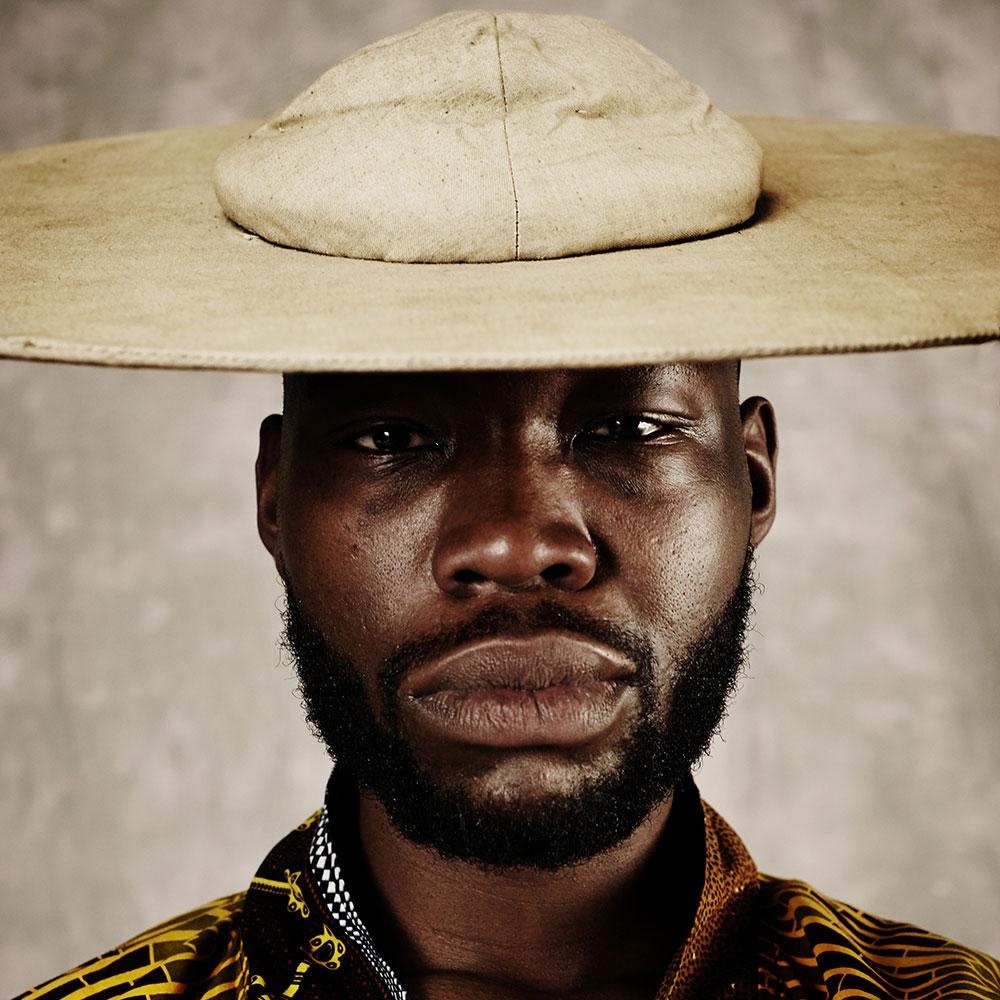 Afrikan Boy - Photo Credit: Derrick Kakembo