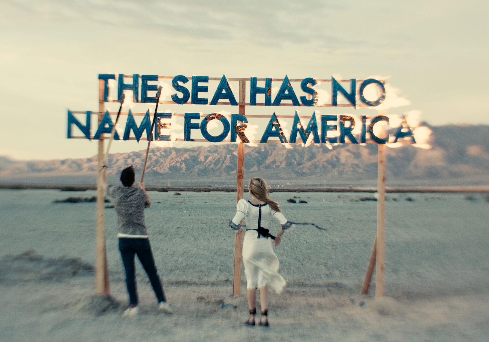 Harlea / Beautiful Mess - The Sea Has No Name For America