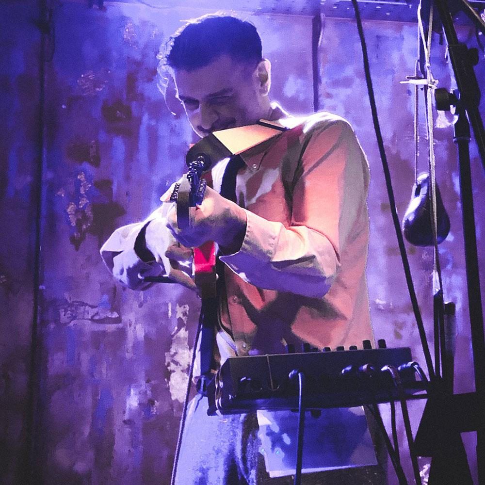 Oscar Mic - Artist Image