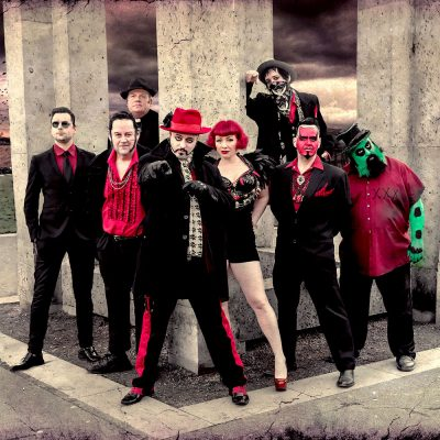 The Urban Voodoo Machine - Photo Credit: Dubbel Xposure