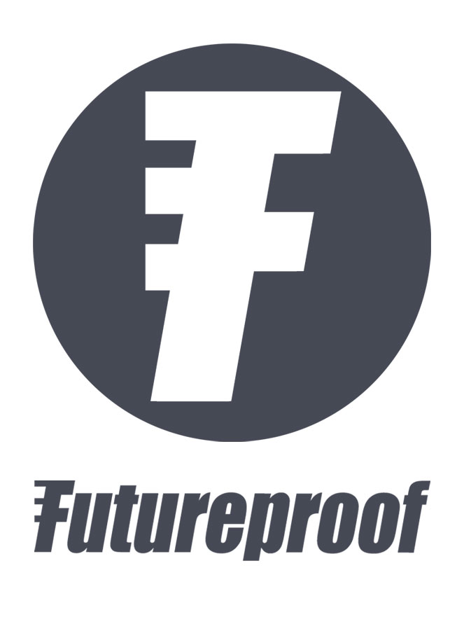 Futureproof Logo Grey