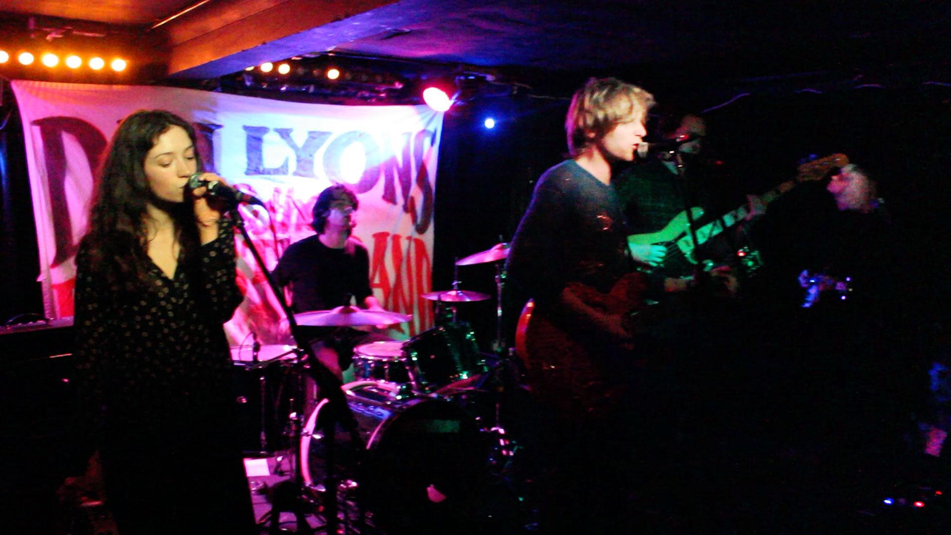 Dan Lyons & The Fantastic Band play Sebright Arms