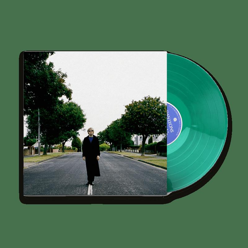 Dan Lyons - SubSuburbia Green Vinyl