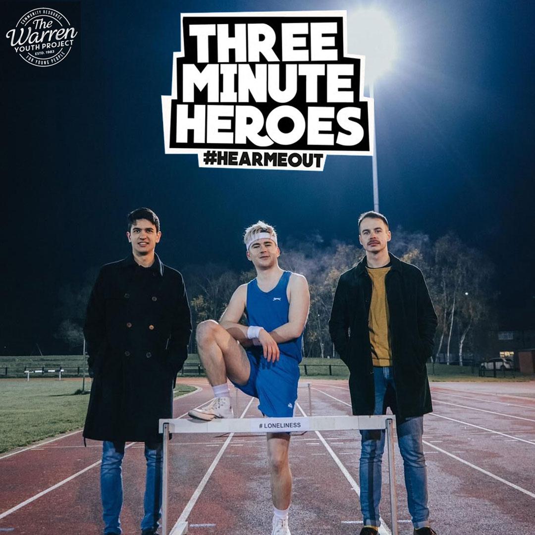 Three Minute Heroes - Brosnan / Being Alone