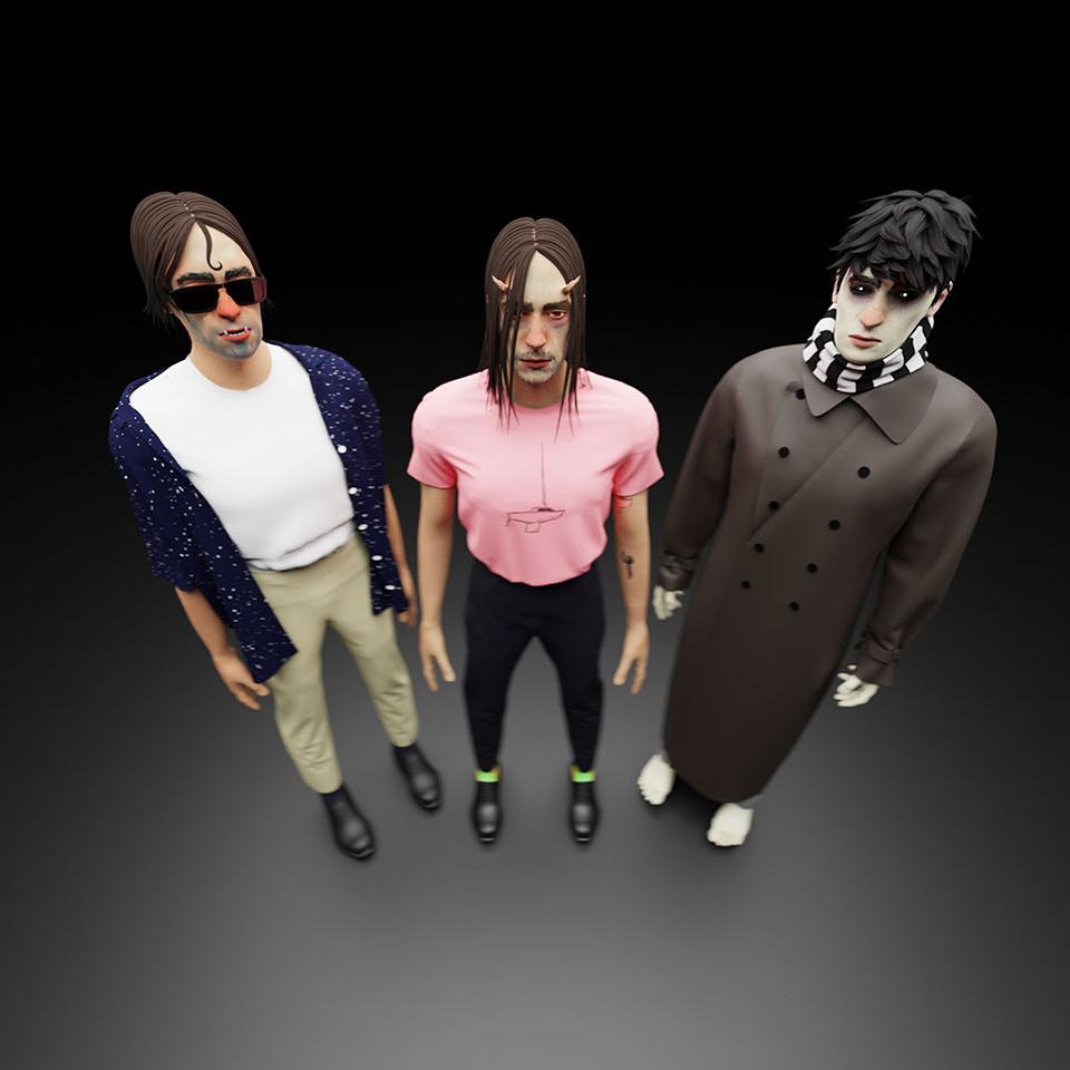 Nrvs band Image