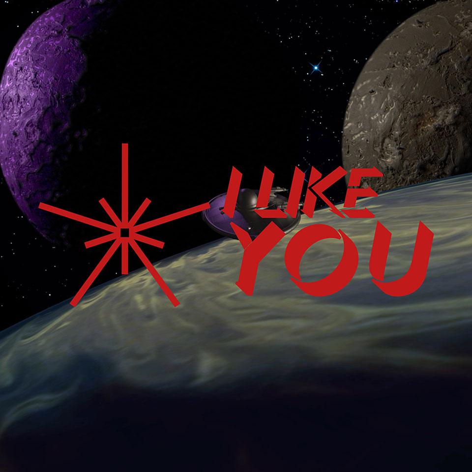 Nrvs / I Like You - artwork