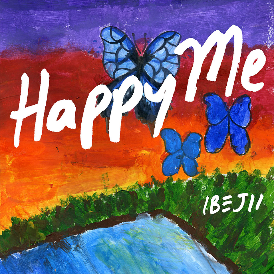 Ibejii / Happy Me - artwork