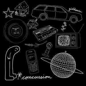 girlhouse - concussion